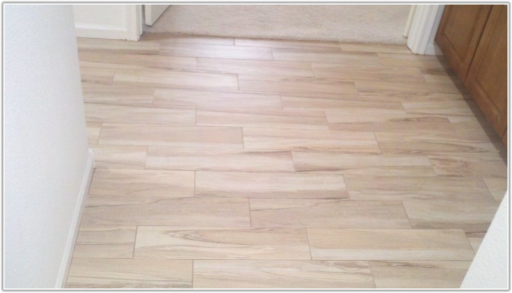 Porcelain Tile Wood Look Planks