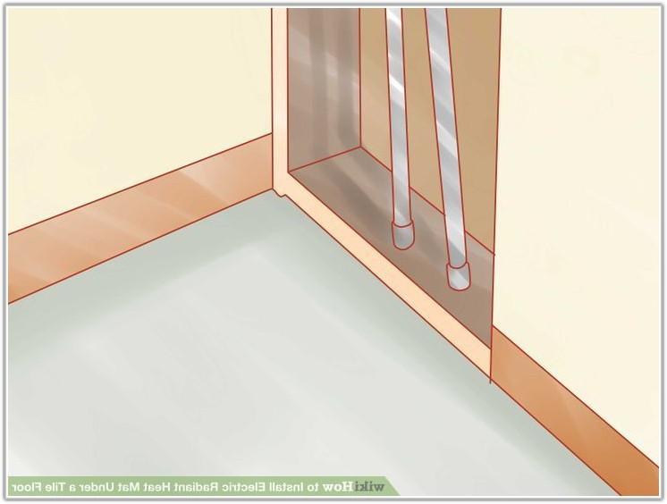 Radiant Heat Under Tile Floor