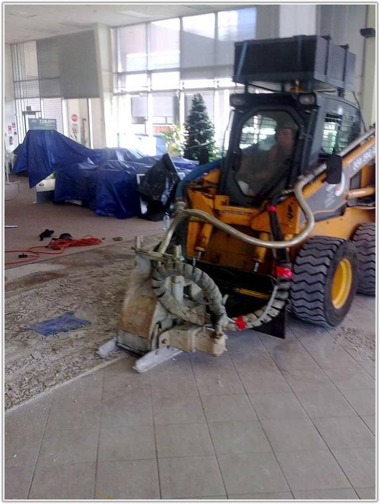 Remove Bathroom Floor Tile Concrete