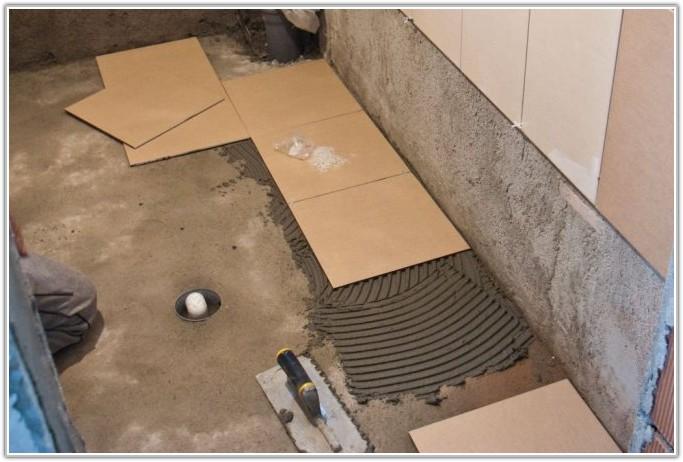 Remove Ceramic Tile Glue From Concrete Floor