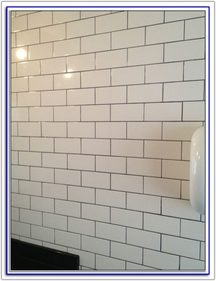 Rialto White Tile Grout Color
