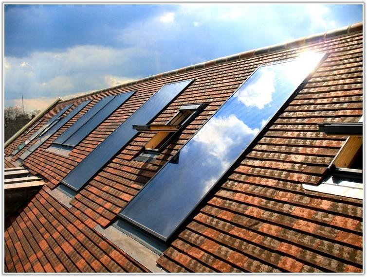 Roof Tile Solar Panels Uk