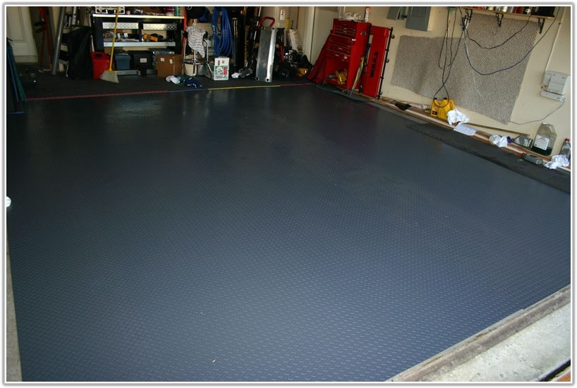 Rubber Floor Tiles For Garage