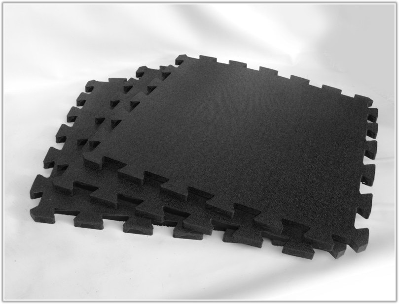 Rubber Flooring For Gyms India
