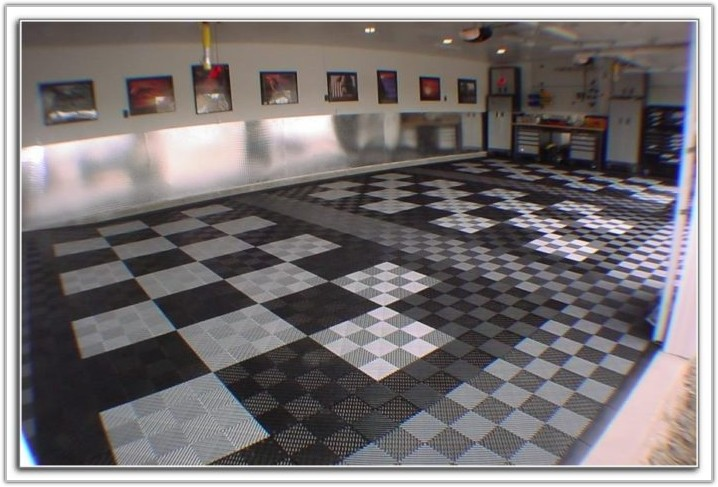 Rubber Tiles For Garage Floors