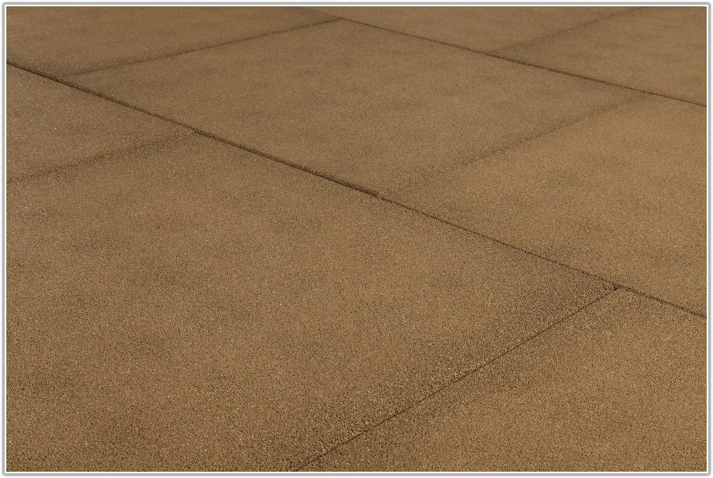 Rubber Tiles For Outdoor Use