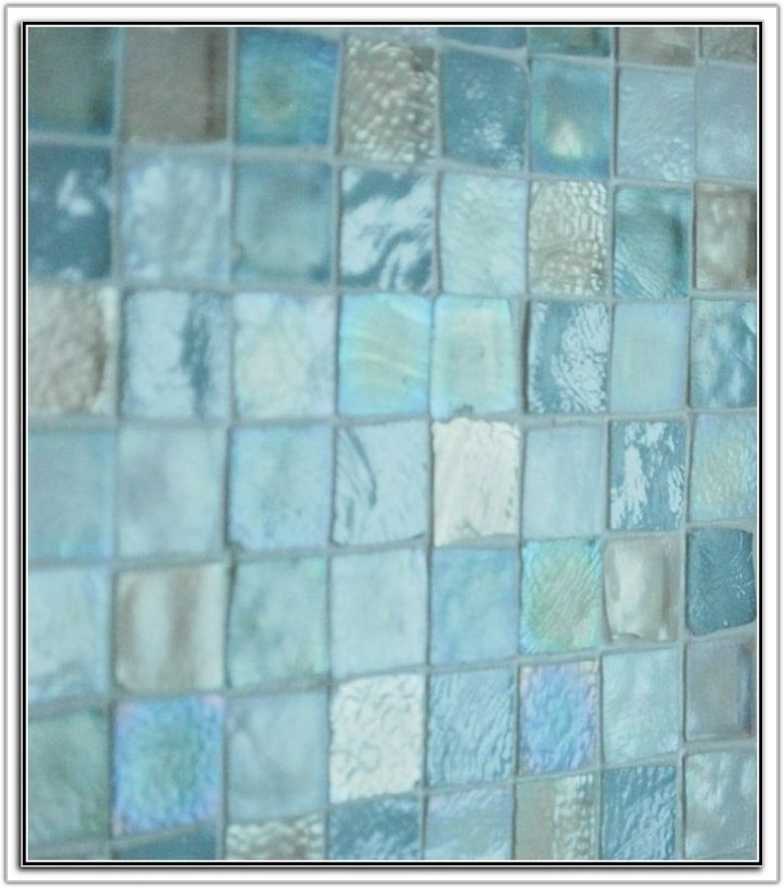 Sea Glass Tiles For Bathroom