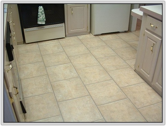 Self Stick Floor Tiles On Concrete