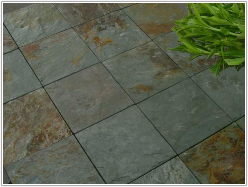 Slate Tiles For Outdoor Use