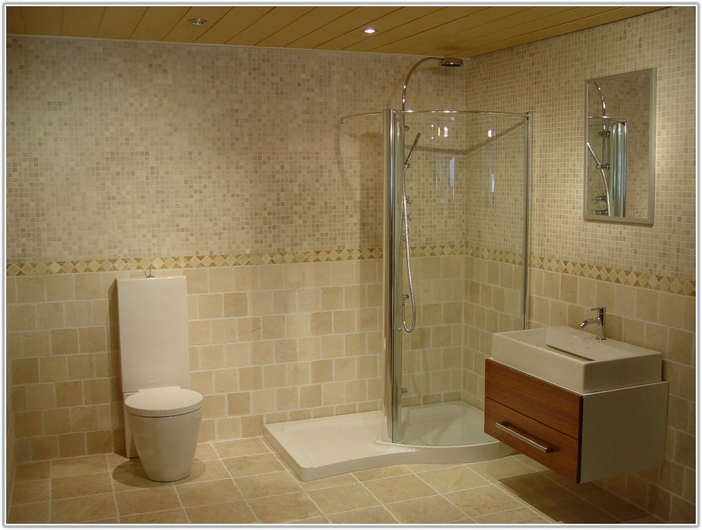 Small Bathroom Tile Design Photos