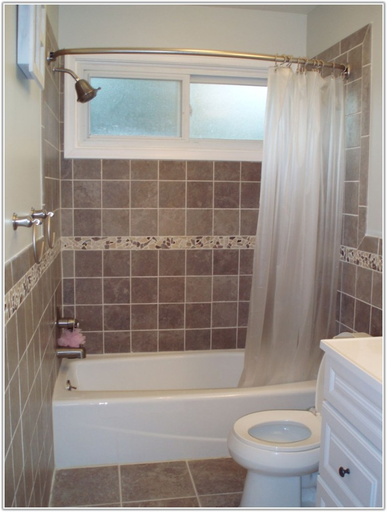 Small Bathroom Tile Ideas Pinterest