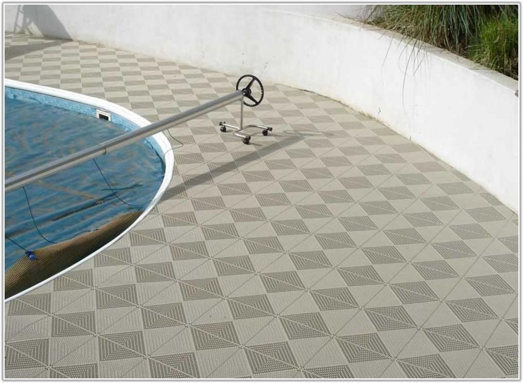 Swimming Pool Surround Floor Tiles