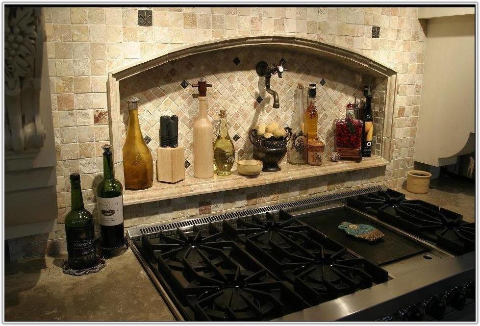 Tile Accents For Kitchen Backsplash