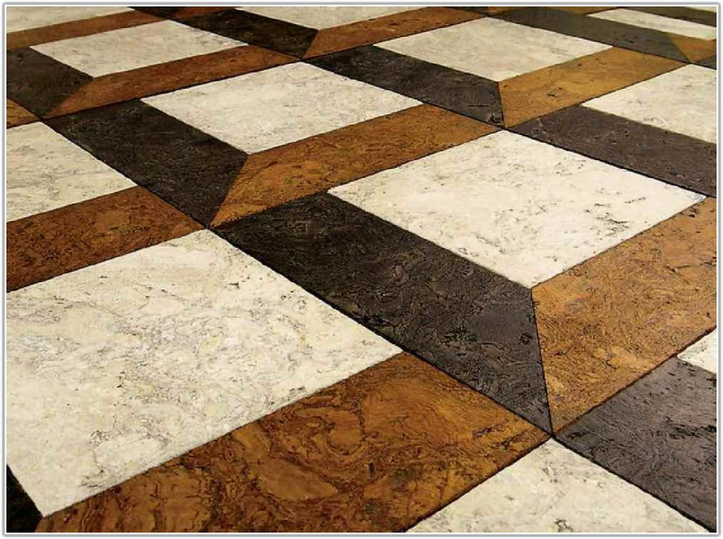 Tile And Wood Flooring Combination Ideas