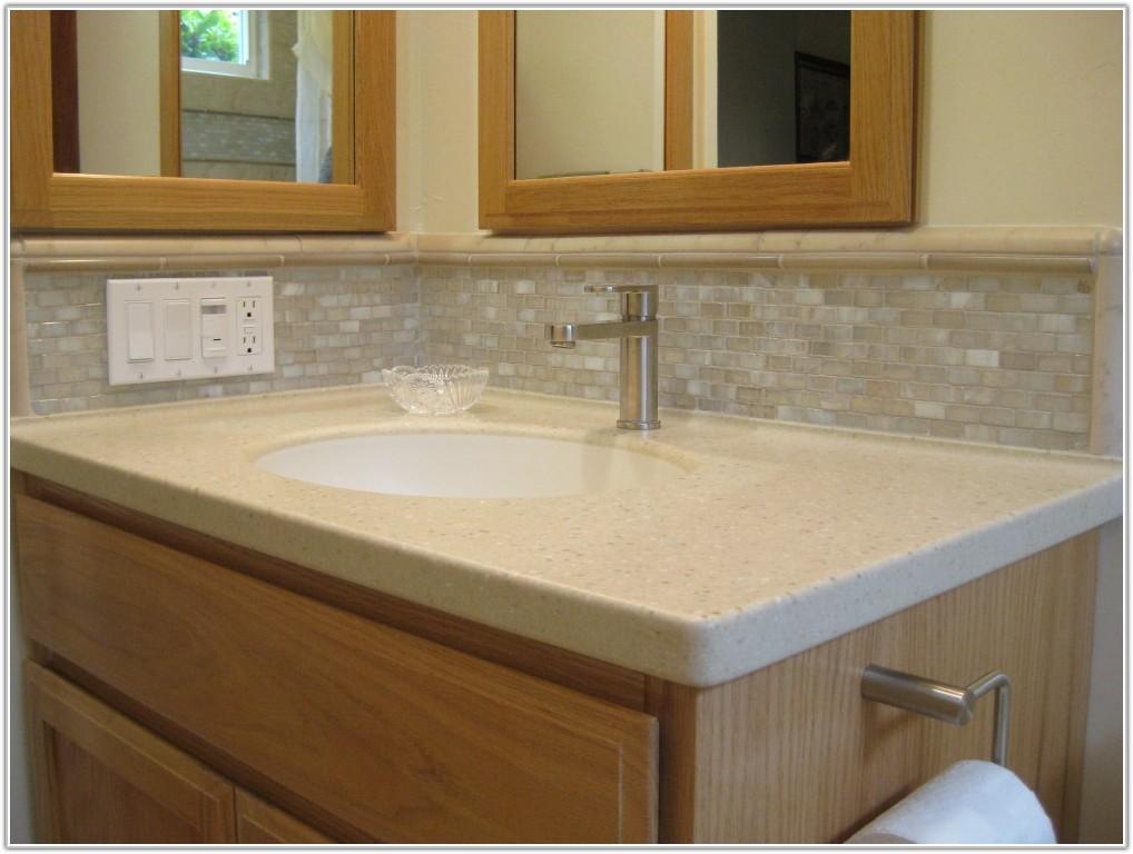 Tile Backsplash Ideas For Bathroom