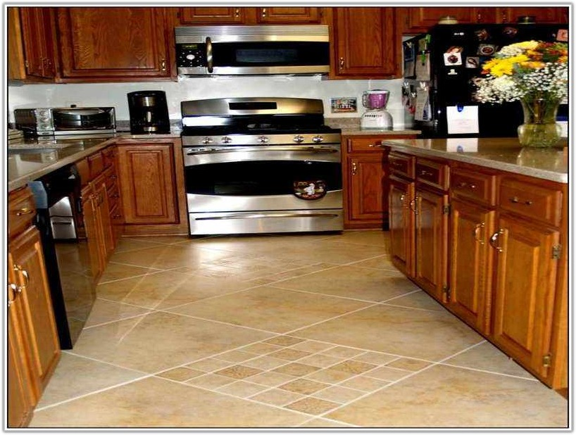 Tile Design Ideas For Kitchen Floors