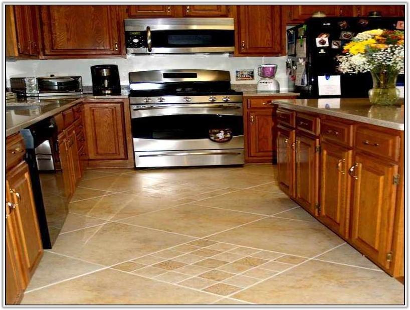 Tile Design Ideas For Kitchen Floors