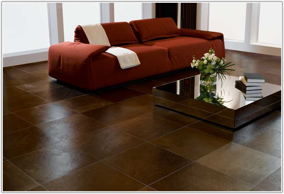 Tile Floor Ideas For Living Room
