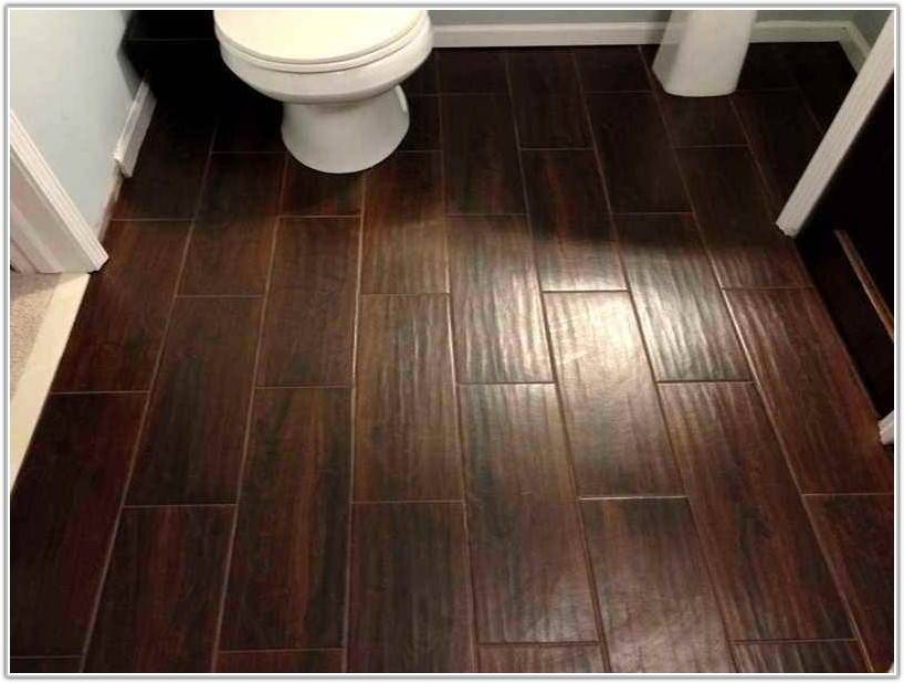 Tile Floor That Looks Like Wood