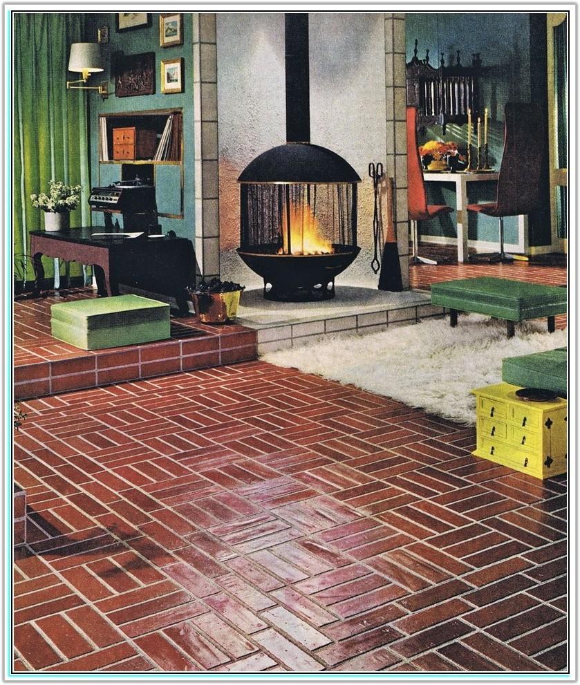 Tile Flooring That Looks Like Brick