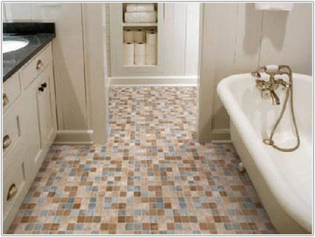 Tile Floors For Small Bathroom