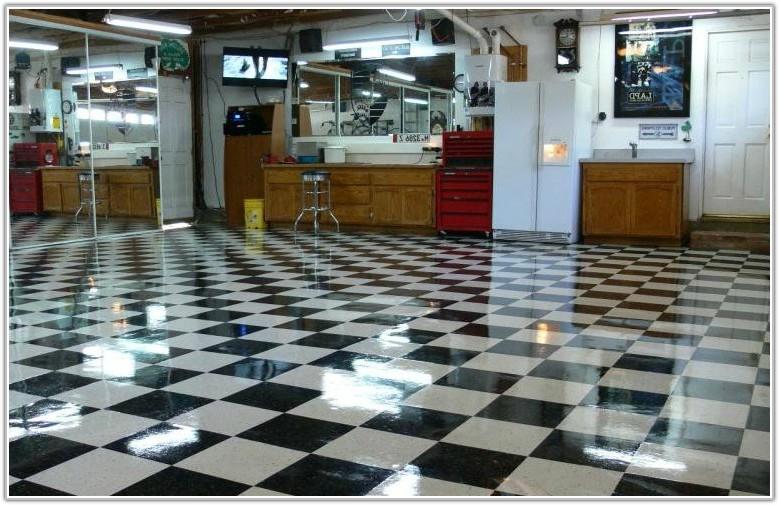 Tile For Garage Floors Vinyl