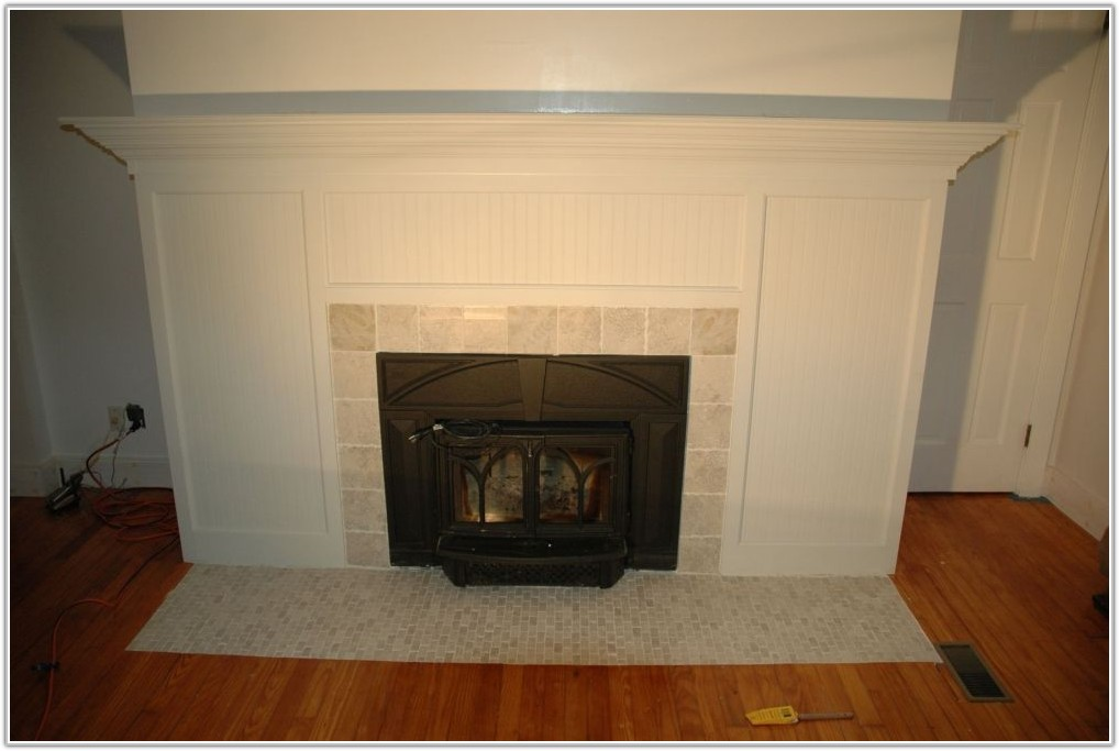 Tile Ideas For Fireplace Surround