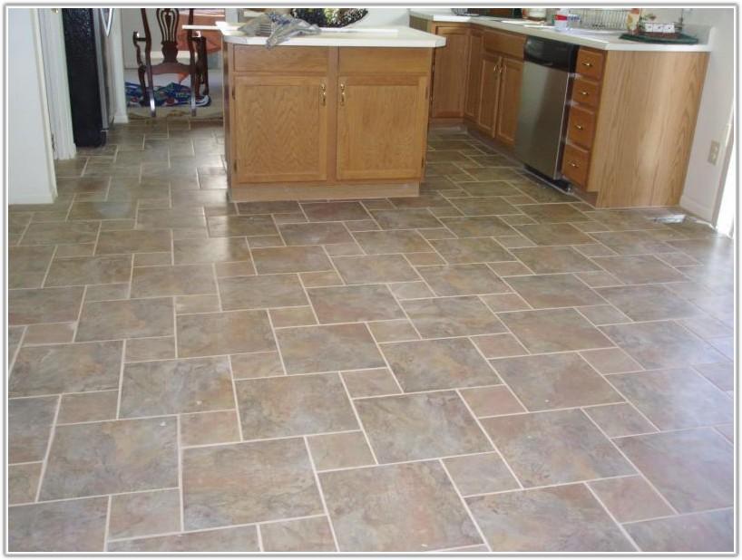 Tile Kitchen Floor Design Ideas