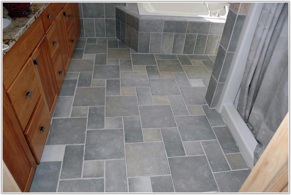 Tile Laminate Flooring For Bathroom