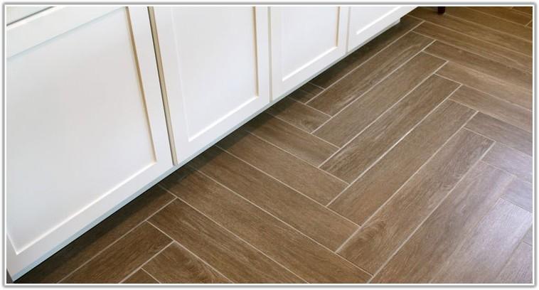 Tile Looks Like Wood Flooring