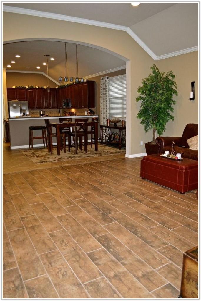 Tile Looks Like Wood Planks