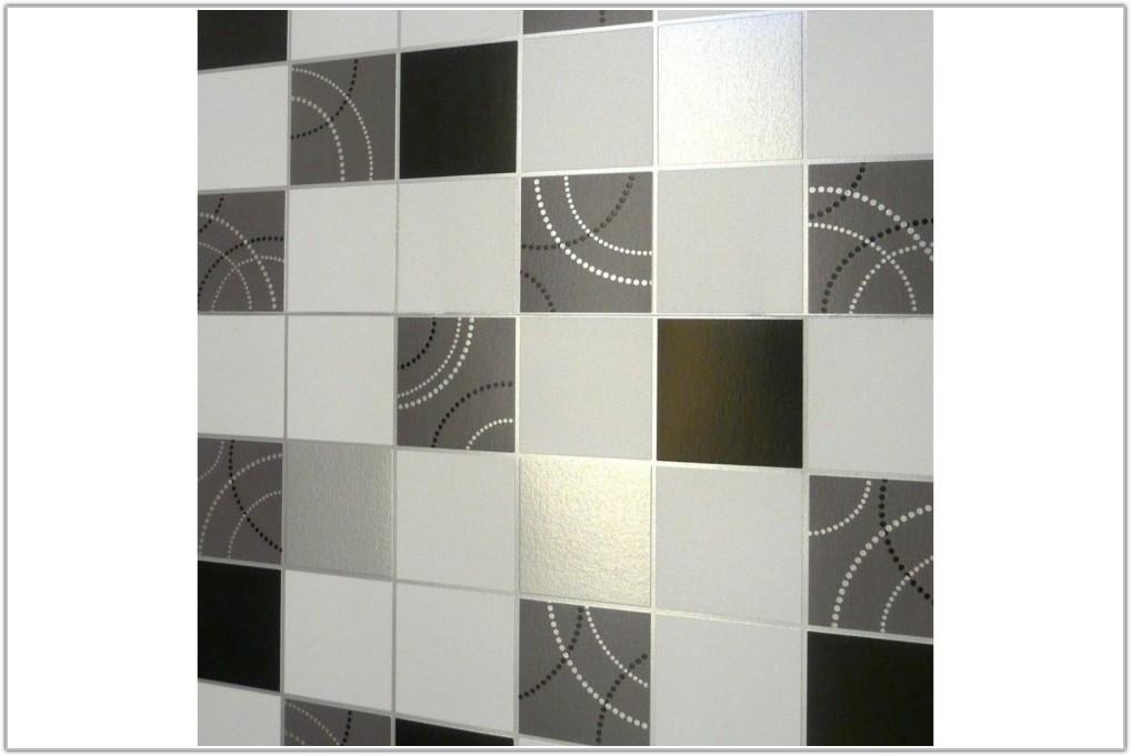 Tile On A Roll Wallpaper