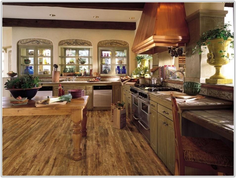 Tile Or Laminate Flooring In Kitchen