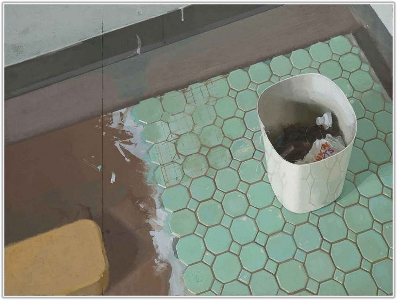 Tile Paint For Bathroom Floors