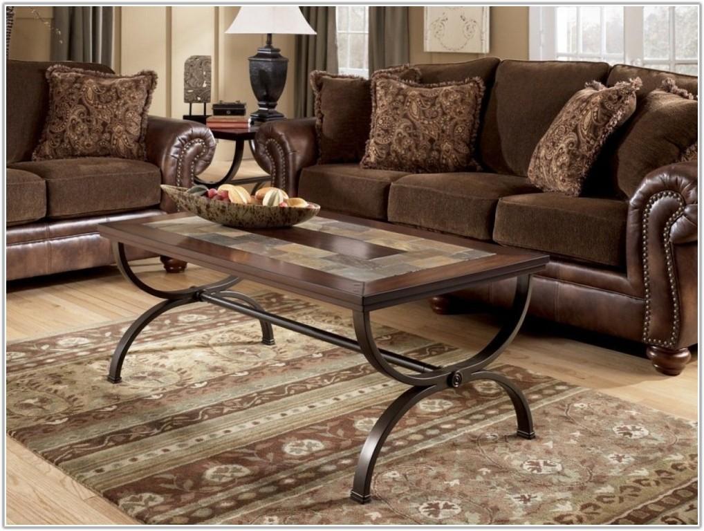 Tile Top Coffee Table Ashley Furniture