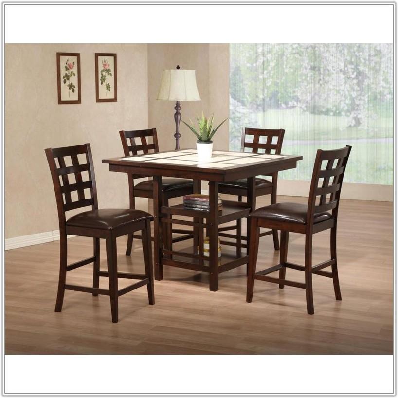 Tile Top Dining Room Set
