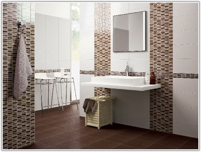 Tiles Design For Bathroom Wall