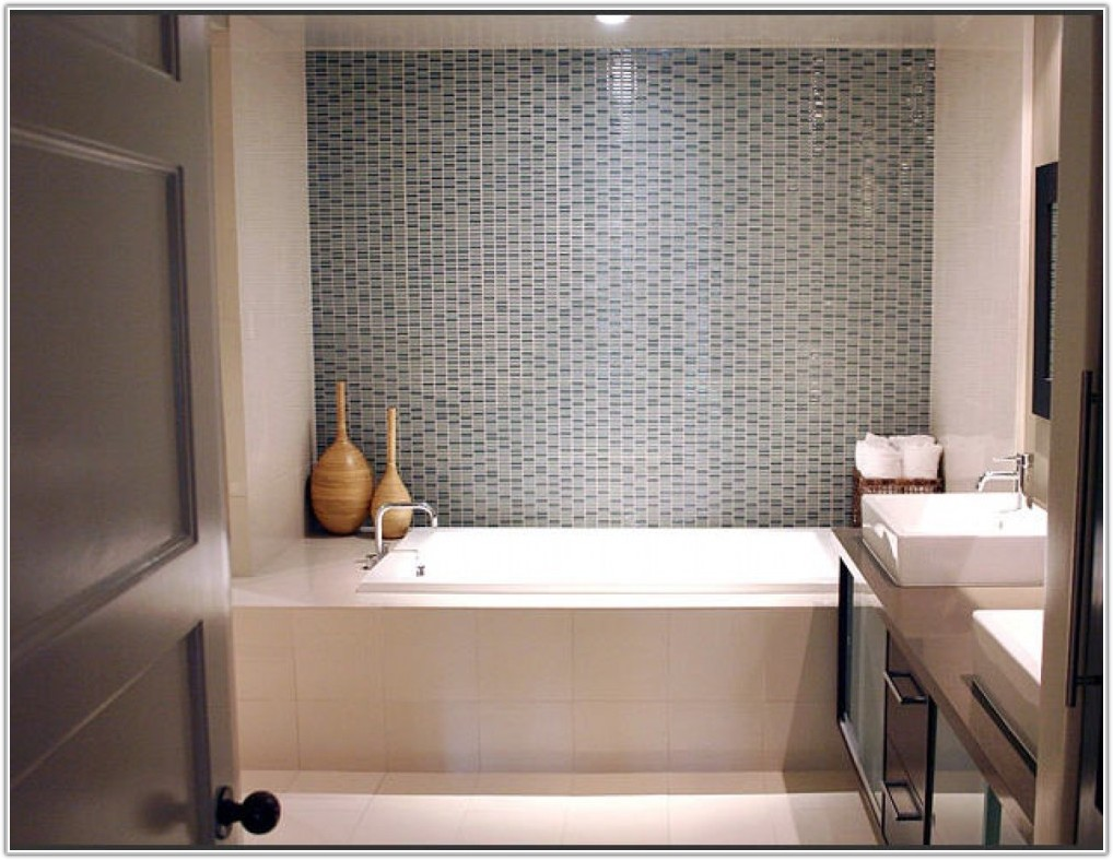 Tiling Ideas For Small Bathrooms