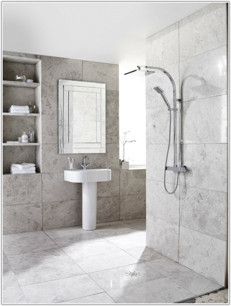 Travertine Tile Good For Bathrooms