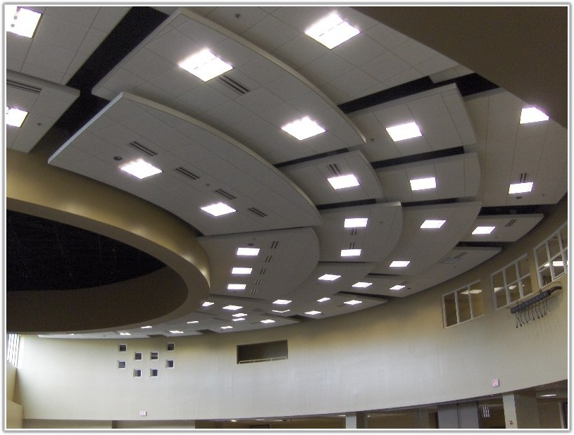 Types Of Drop Ceiling Tiles