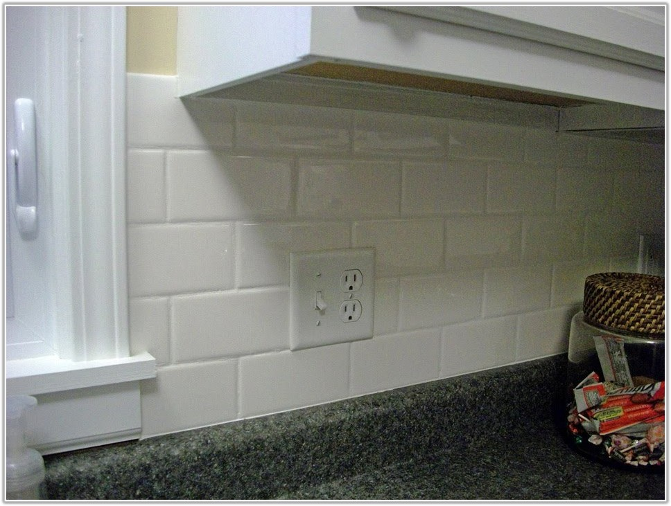 Types Of Subway Tile Backsplash