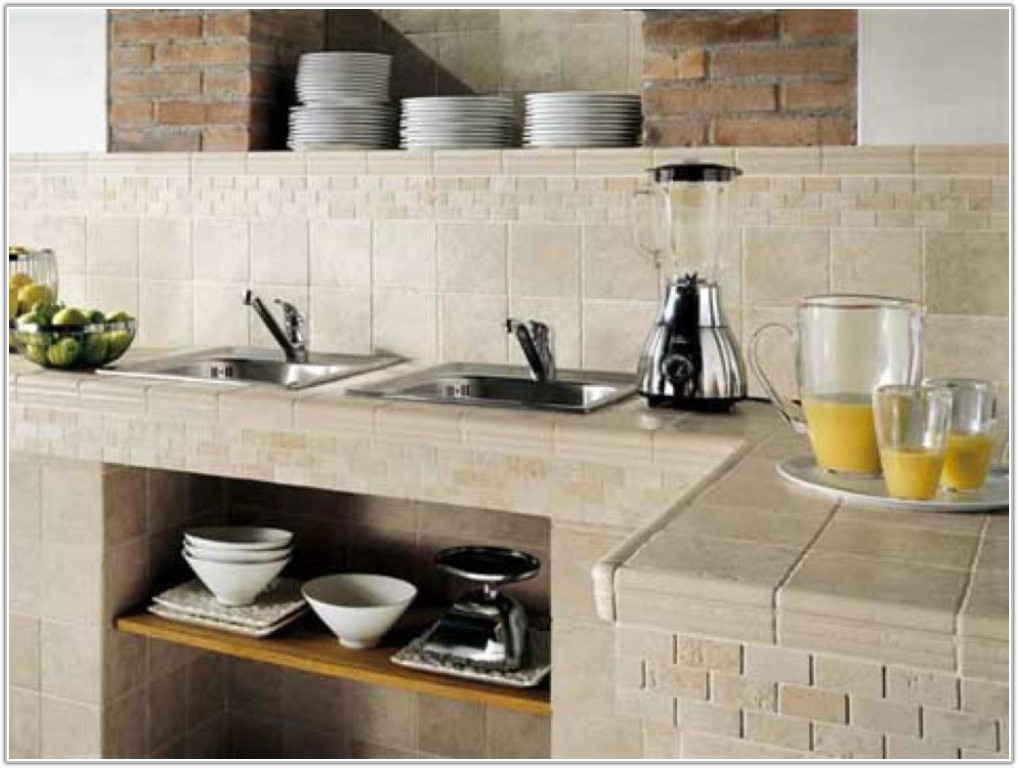 Types Of Tile Kitchen Countertops