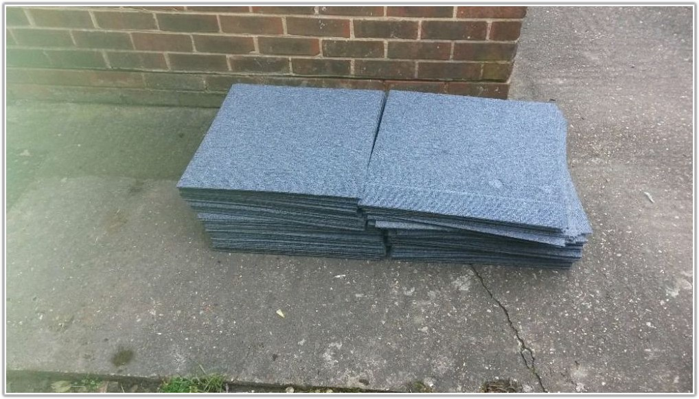 Used Heavy Duty Carpet Tiles