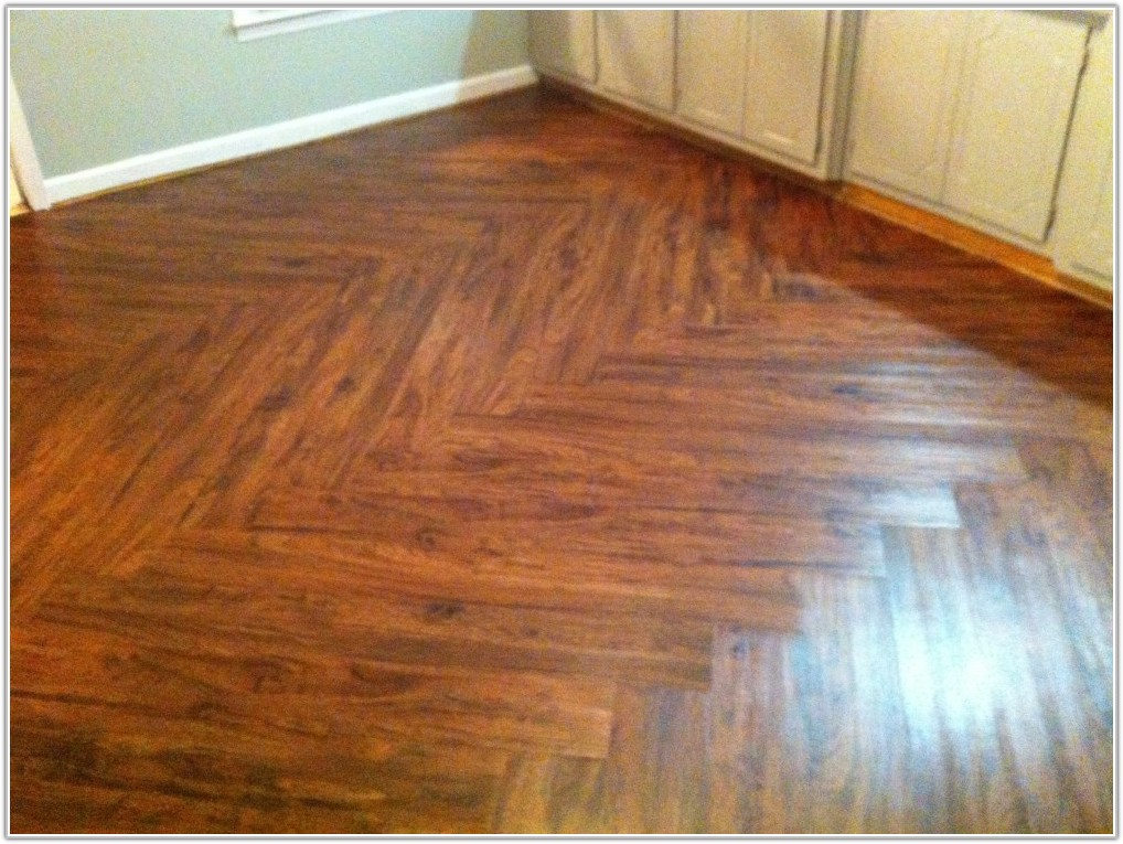 Vinyl Floor Tiles Wood Effect