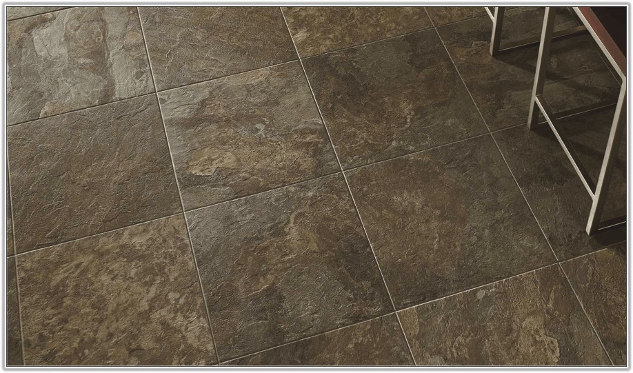 Vinyl Flooring Ceramic Tile Look