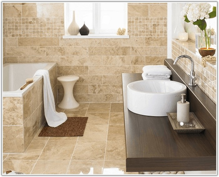 Wall And Floor Tiles For Bathroom