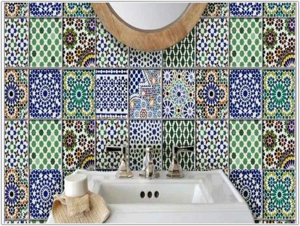 Wall Decals For Bathroom Tiles