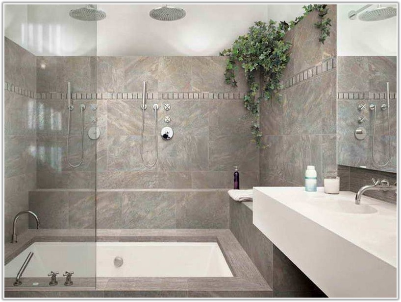 Wall Tile Ideas For Small Bathrooms
