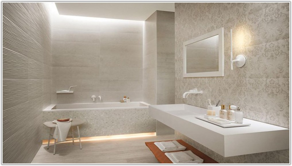 Wall Tiles Designs For Bathrooms