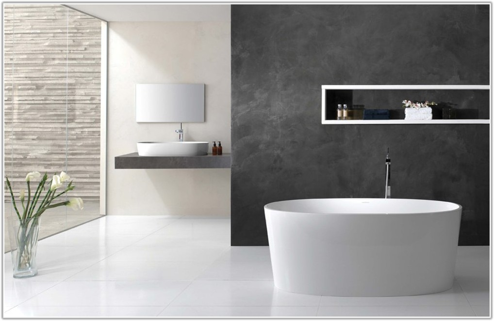 White Bathroom Wall Tiles Large